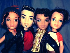 Here comes the Boyz! (Bratz Guy (1st Account)) Tags: dylan fashion toys dolls boyz cameron mga cade coby eitan bratz bratzboyz