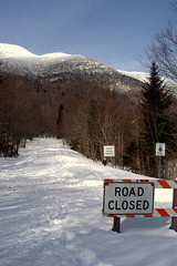Closed (Matthew Boulanger) Tags: vermont smugglers notch