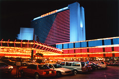 Stardust Hotel and Casino, Las Vegas, 1992