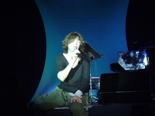 Jane Birkin - Canecão - 13/03/08
