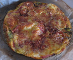 Zucchini Fritatta