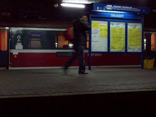 Katowice Main Station departures time table