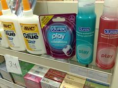 Gluebricant (rizki) Tags: funny glue lubricant durex indonesianphotobloggers gluebricant