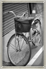 Traditional Chinese Bicycle