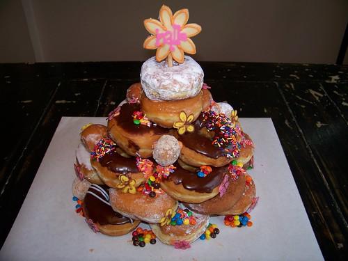 Donut Cake Donut Cake Recipe 2011 Donut Cake Pan 2011