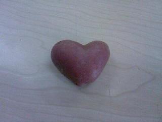 Coração batata