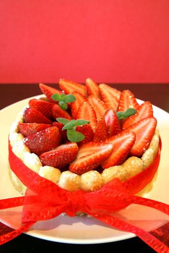 charlotte aux fraises 004