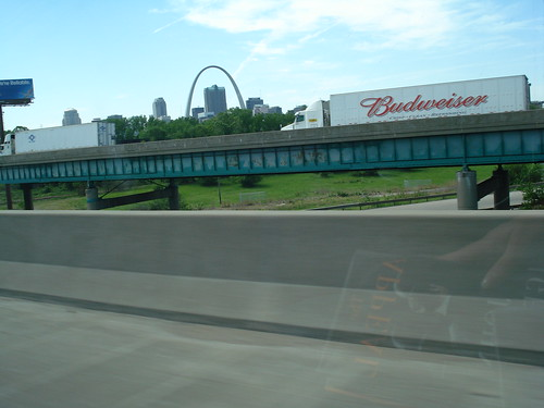 Budweiser and St. Louis