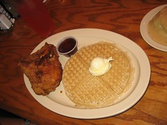 1 Succulent Breast, 1 Delicious Waffle. (06/05/2008)