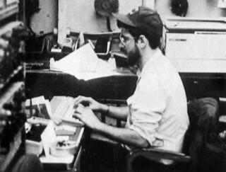 Terry & 'Ralph' the Atari ST