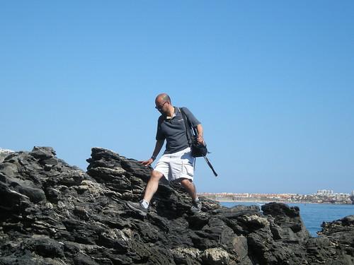 ¡Cuidado con las rocas!