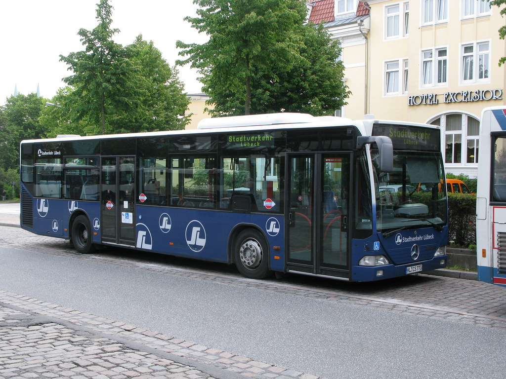 bus luebeck