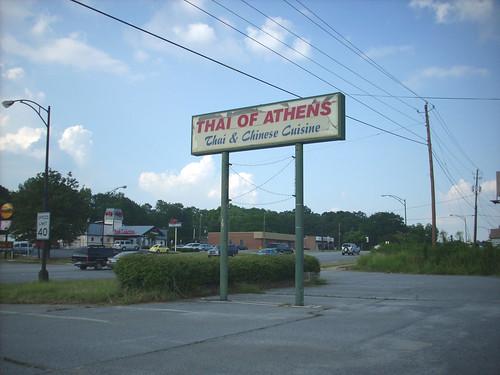 THAI OF ATHENS 8088