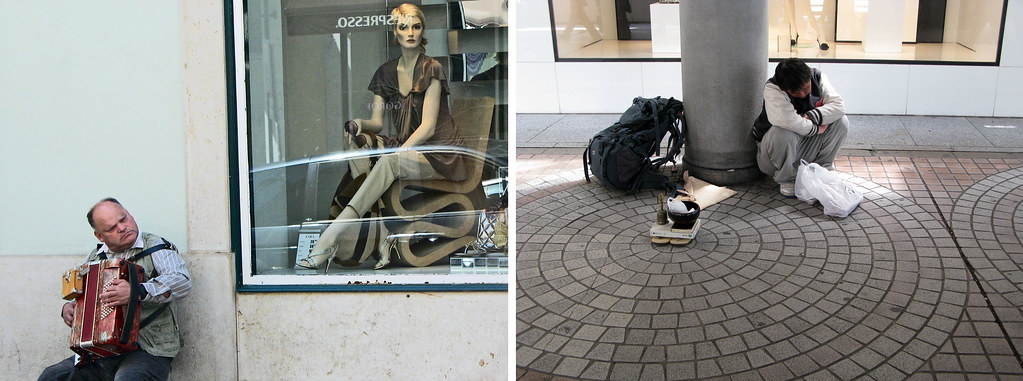day 112 - beggars