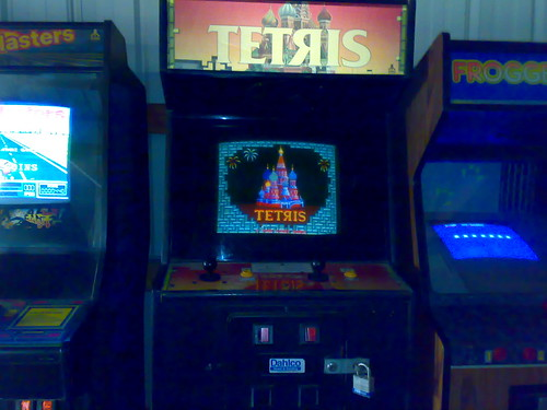 Found: Original Tetяis Machine © flickr.com/CLF