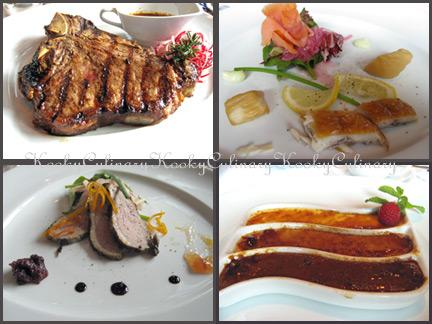 Cruise Food 2