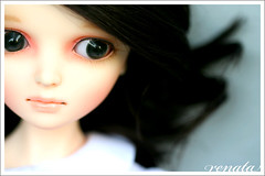 Belour (r e n a t a) Tags: doll large bjd resin resina boneca noella darkhair 60cm dollga dollgacom