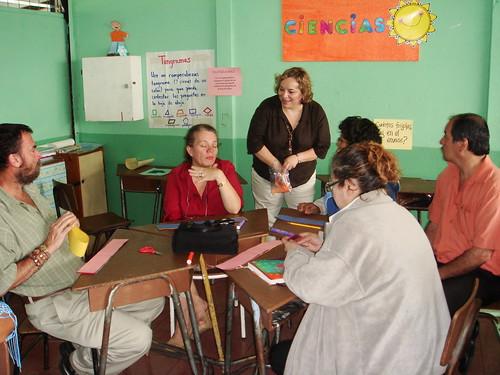 Mónica Montenegro, Taller Matemática para la Familia en Pavas- 6. Festival Internacional de Ma temática, Palmares, Alajuela, Costa Rica