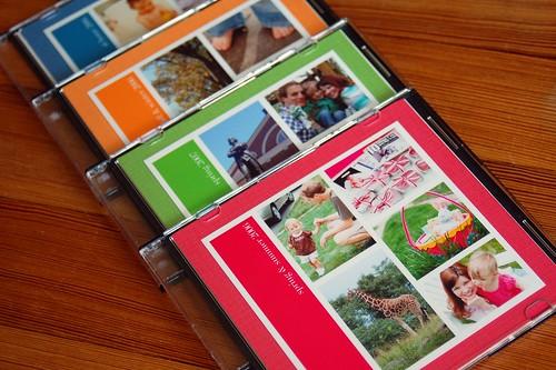 Photo CDs.