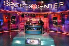 This is SportsCenter: Danielle and Marvin Edition by yourFAVORITEmartian