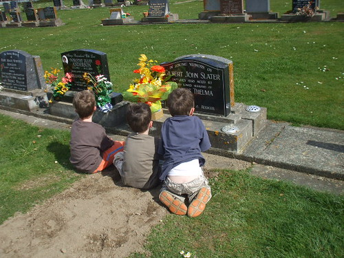 We love you Nan and Miss you