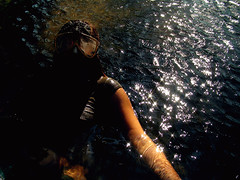 darkwater birthwater 3 (lesya.) Tags: water mud birth goggles darkwater matherseerlo birthwater