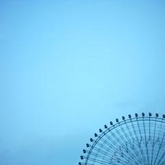 【写真】ミニデジで撮影したコスモクロック21-2
