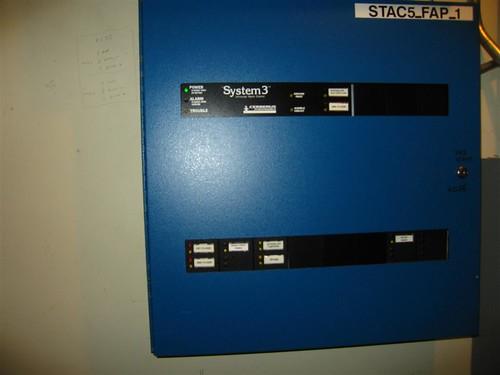 Cerberus Pyrotronics System 3 FACP