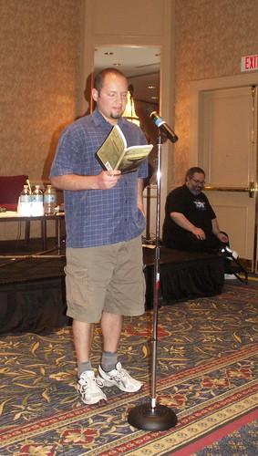 "Readercon SFPA ""Poetry Slan"": Drew Morse"