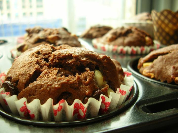 Choc Muffins 2
