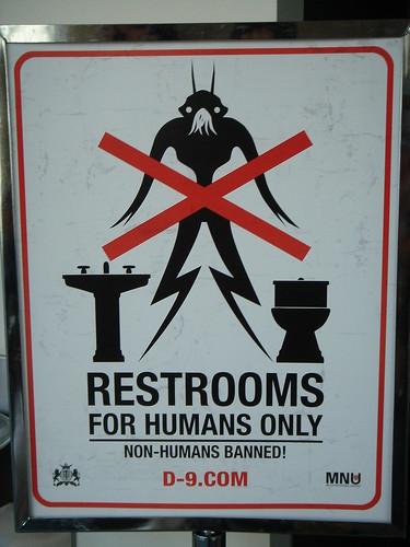Aliens beware