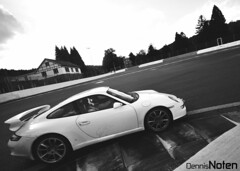 Porsche 997 GT3. (Denniske) Tags: auto car racetrack race track belgium belgique dream belgi exotic be vehicle dennis circuit spa trackday francorchamps rma noten spafrancorchamps dreamcar denniske dennisnoten spafranorchamps
