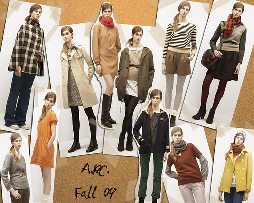 a.p.c.fallcollection