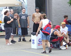 Gus Macker - Nelsonville, OH - 2008 (Day One) (rbatina) Tags: street boy ohio shirtless people man game men guy sports boys muscles basketball sport ball court athletic shoot muscular crowd contest group guys dude tournament event topless half shooting gus dudes nelsonville sporty 3on3 tourney macker halfcourt gusmacker rubbertoe bballgamerubbertoegusmackergus mackerbasketballtournamenttourneyball3on3halfcourthalf courtbball