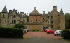 Dalzell House as it looked 2007