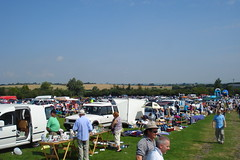 The car boot sale