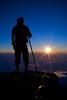 And So My Journey Continues... (enggul) Tags: sun silhouette clouds sunrise trekking top climber shizuoka mtfuji backbeauty mtfujiclimb karmapotd karmapotw