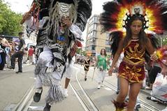 Ortel Zomercarnaval (Photolivier) Tags: carnival rotterdam colorful kleurrijk binnenweg zomercarnaval ortel binneweg