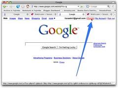 go to igoogle