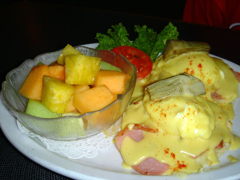 Lemon Tree Benedict