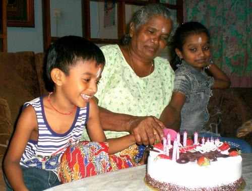 Grandma's 69th Birthday