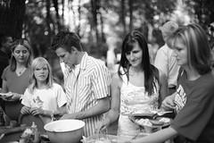 Eatin' up! (Eboogie) Tags: wedding party kylie steve tammy celebration erika maren daylen tawna