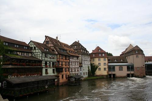 Estancia en la ciudad de Estrasburgo