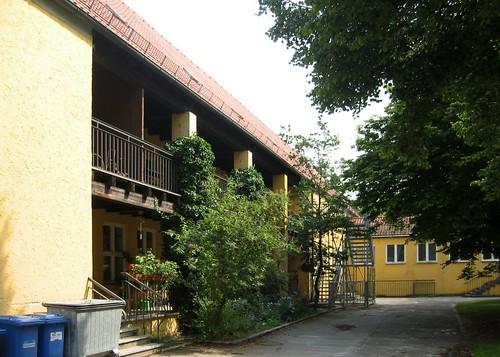 BDM-Heim mit Kinderhort Allach (Sep Ruf, 1937/38)