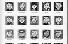 Web Industry Yearbook — Class of '08 (by Vincent X)