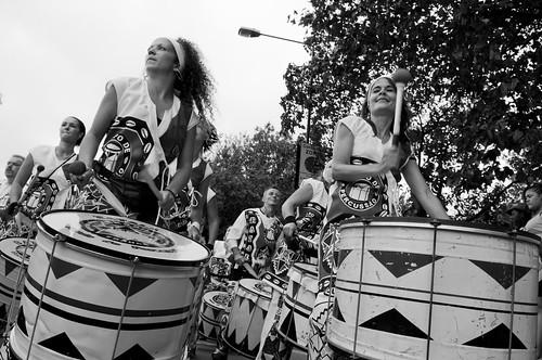 Notting Hill Carnival-Batala Band de Percussao