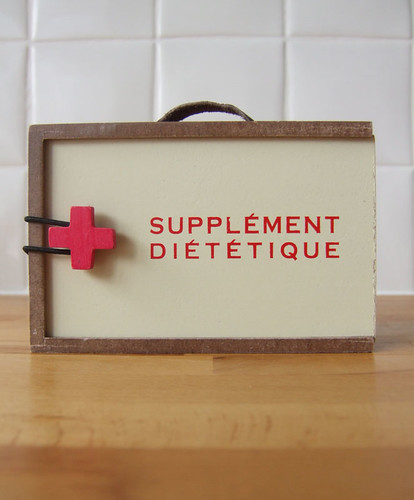 Supplement case