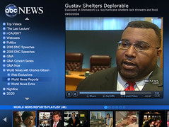 Mayor Glover on ABC World News