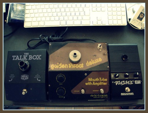 Talk Boxes