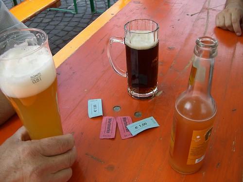 Bier und Pfand